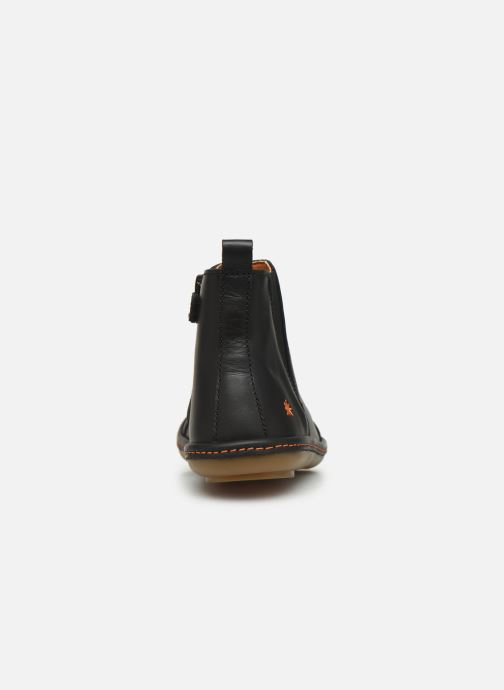Bottines et boots Art Kio 4A-709 Noir vue droite