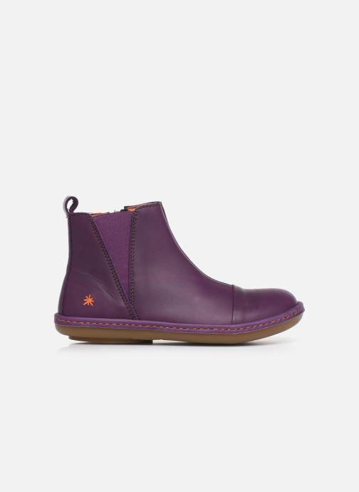 Stiefeletten & Boots Art Kio 4A-709 lila ansicht von hinten