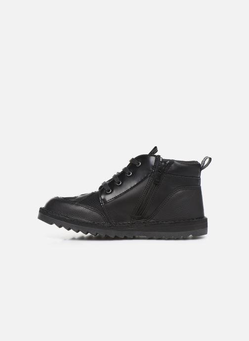 Bottines et boots Art Torino 4A-941 Noir vue face