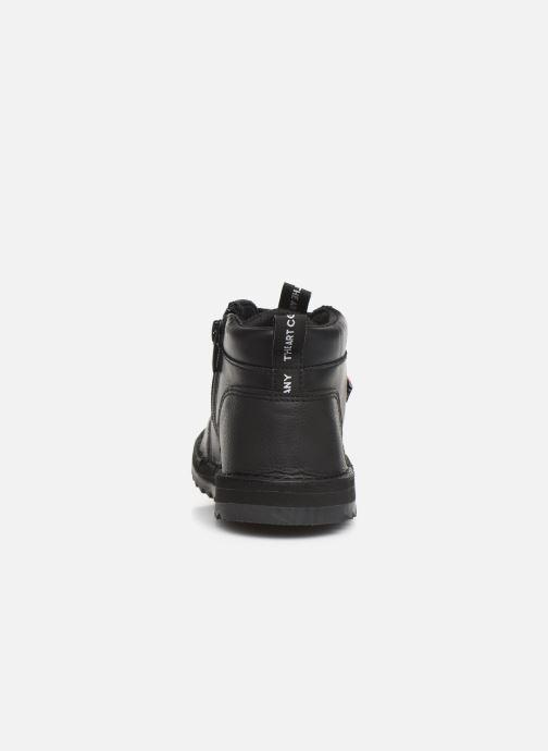 Bottines et boots Art Torino 4A-941 Noir vue droite
