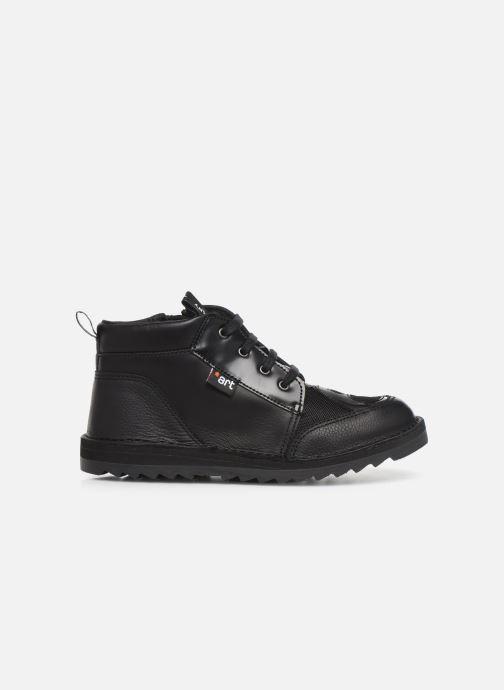 Bottines et boots Art Torino 4A-941 Noir vue derrière