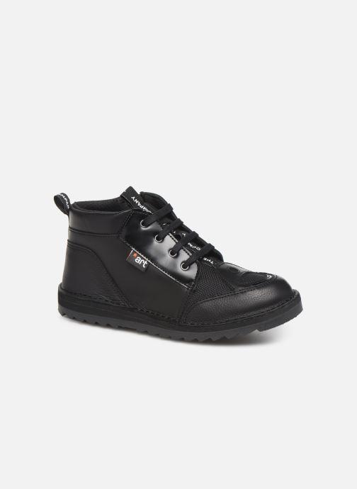 Bottines et boots Art Torino 4A-941 Noir vue détail/paire