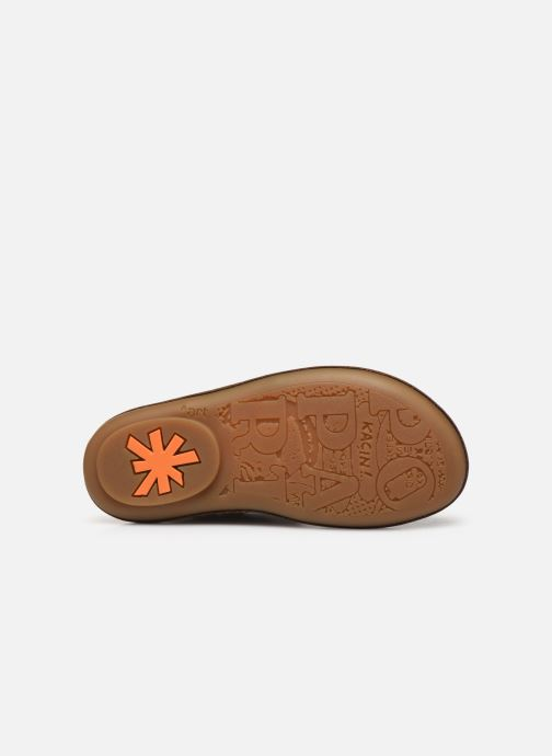Stiefeletten & Boots Art Kio 4A-710 braun ansicht von oben