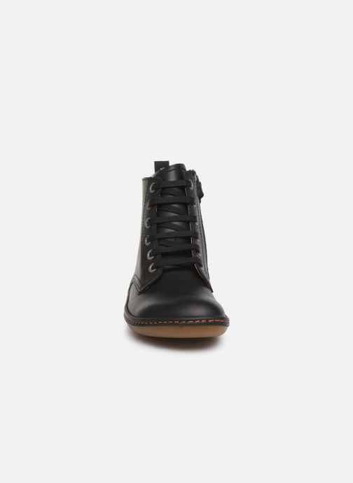 Boots en enkellaarsjes Art Kio 4A-710 Zwart model