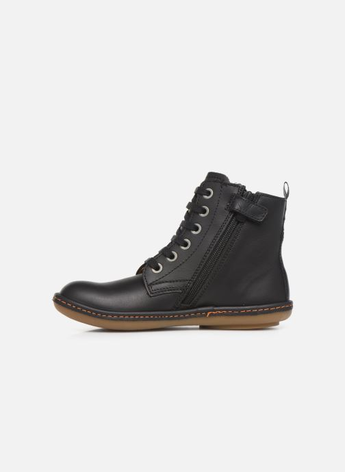 Boots en enkellaarsjes Art Kio 4A-710 Zwart voorkant