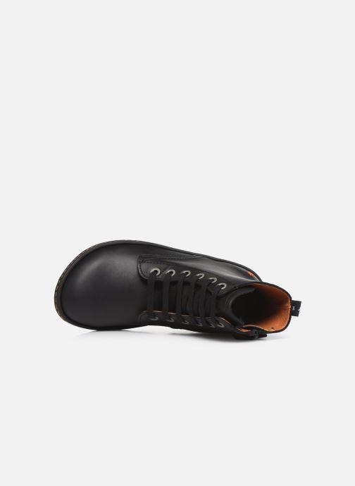 Boots en enkellaarsjes Art Kio 4A-710 Zwart links