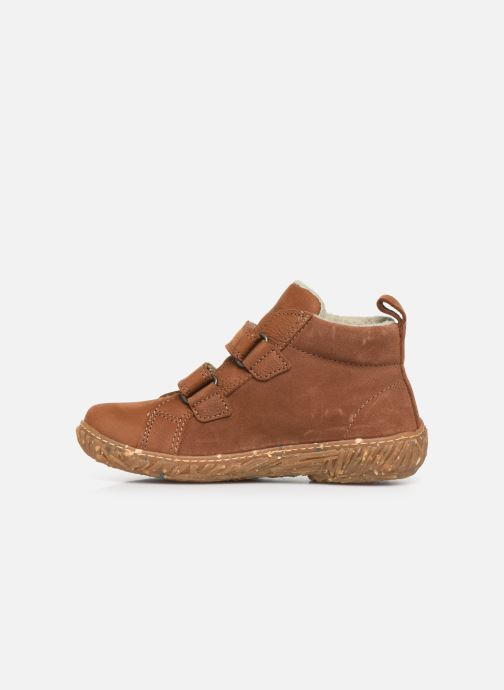 Trainers El Naturalista Nido 5E-768 Brown front view
