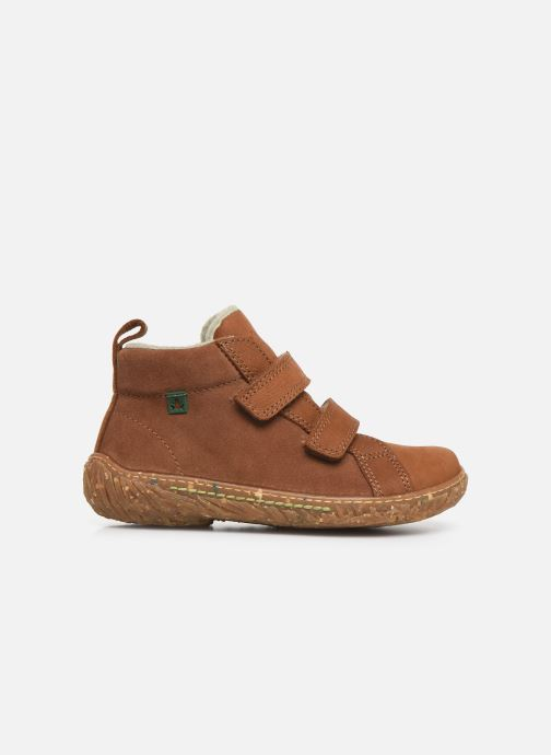 Trainers El Naturalista Nido 5E-768 Brown back view