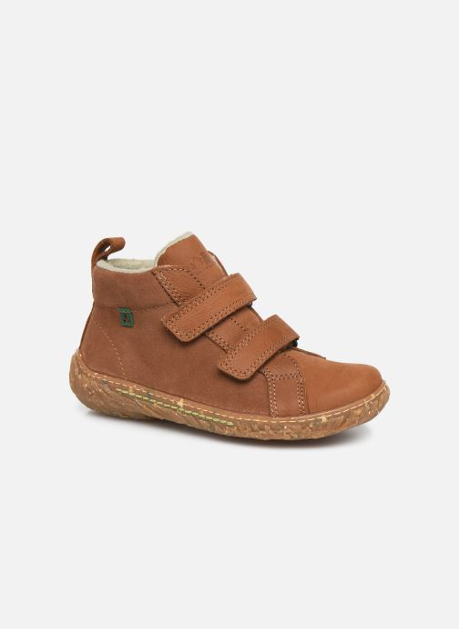 Trainers El Naturalista Nido 5E-768 Brown detailed view/ Pair view