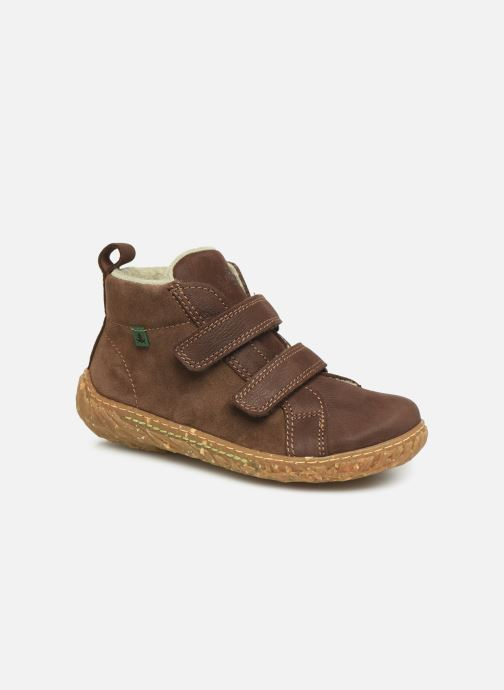 Sneakers El Naturalista Nido 5E-768 Bruin detail