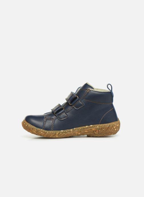 Sneakers El Naturalista Nido 5E-768T Blauw voorkant