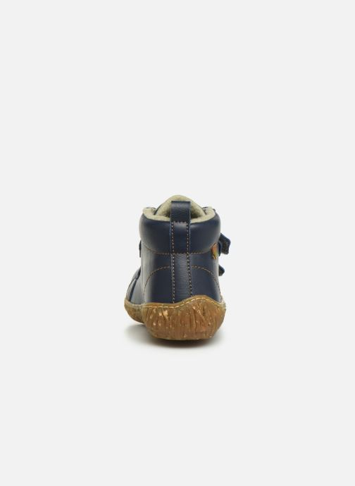 Sneakers El Naturalista Nido 5E-768T Blauw rechts