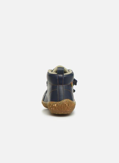 Sneaker El Naturalista Nido 5E-768T blau ansicht von rechts