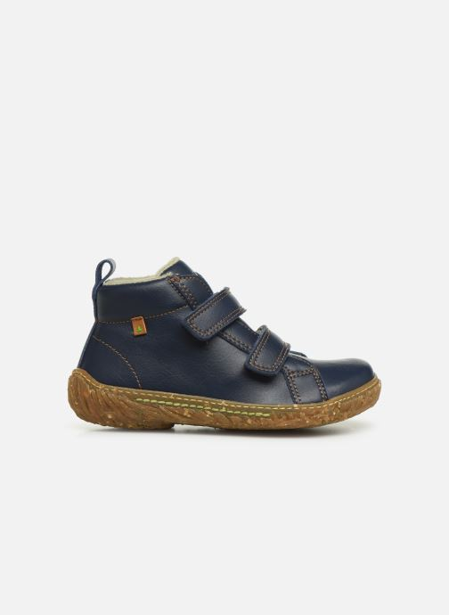 Sneakers El Naturalista Nido 5E-768T Blauw achterkant