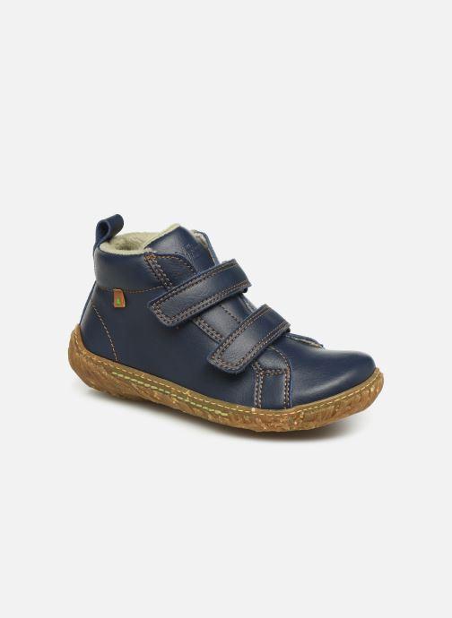 Sneaker El Naturalista Nido 5E-768T blau detaillierte ansicht/modell