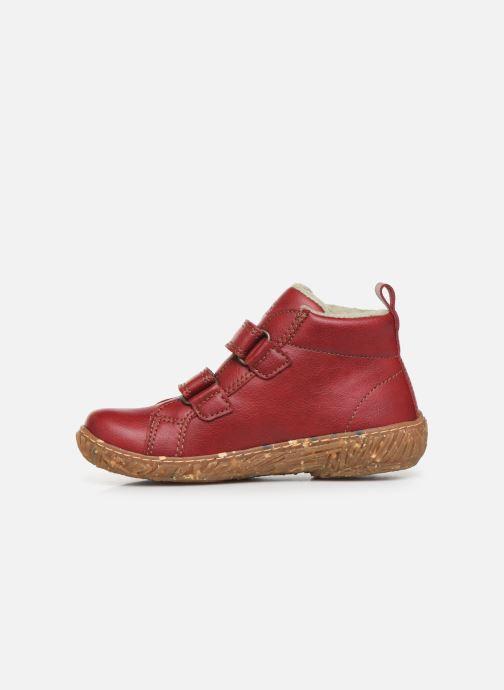 Sneakers El Naturalista Nido 5E-768T Rood voorkant