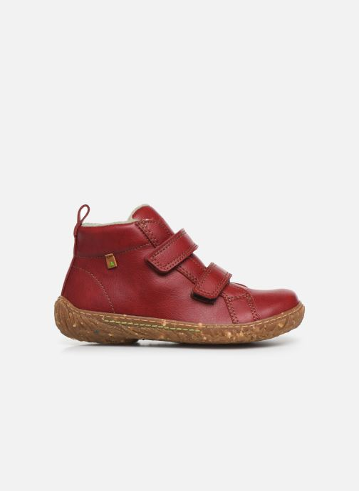Sneakers El Naturalista Nido 5E-768T Rood achterkant