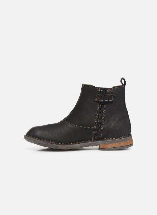 Bottines et boots El Naturalista Mojave 5E-878 Noir vue face