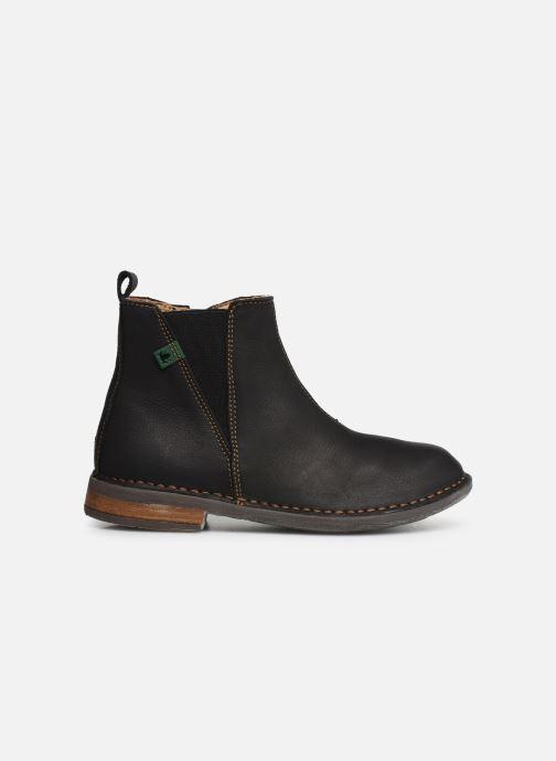 Boots en enkellaarsjes El Naturalista Mojave 5E-878 Zwart achterkant