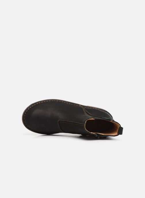 Bottines et boots El Naturalista Mojave 5E-878 Noir vue gauche
