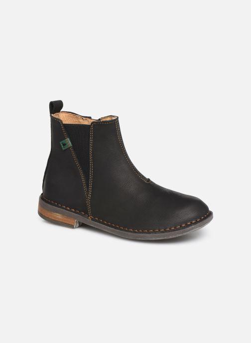 Boots en enkellaarsjes El Naturalista Mojave 5E-878 Zwart detail