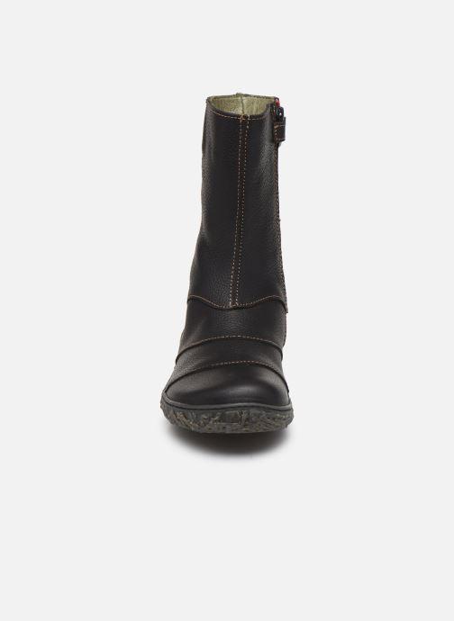 Boots & wellies El Naturalista Nido 5E-770 Black model view