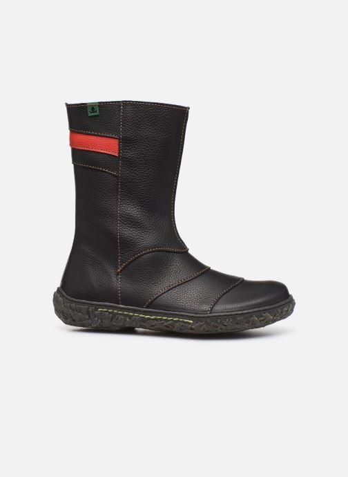 Boots & wellies El Naturalista Nido 5E-770 Black back view
