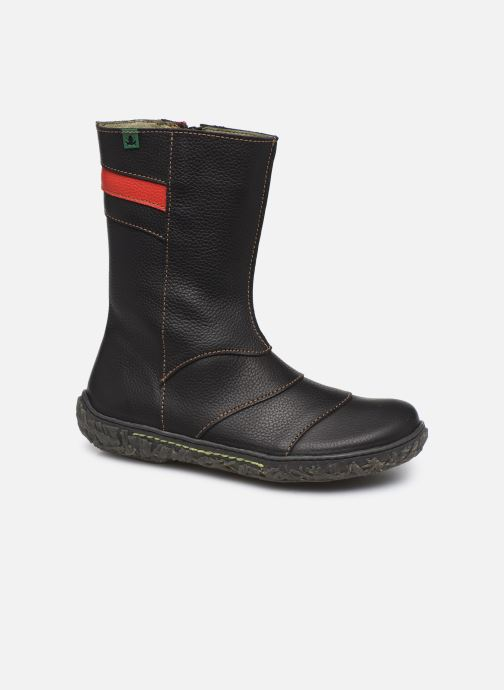 Boots & wellies El Naturalista Nido 5E-770 Black detailed view/ Pair view