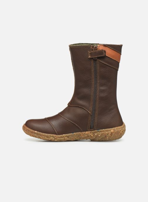 Boots & wellies El Naturalista Nido 5E-770 Brown front view