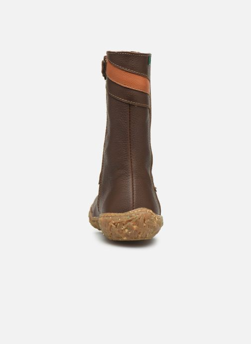 Boots & wellies El Naturalista Nido 5E-770 Brown view from the right
