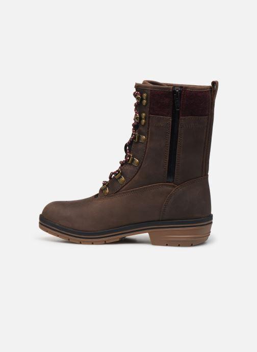 Bottines et boots Kamik JULIET C Marron vue face