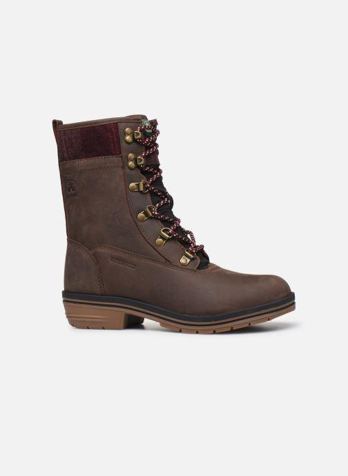 Bottines et boots Kamik JULIET C Marron vue derrière