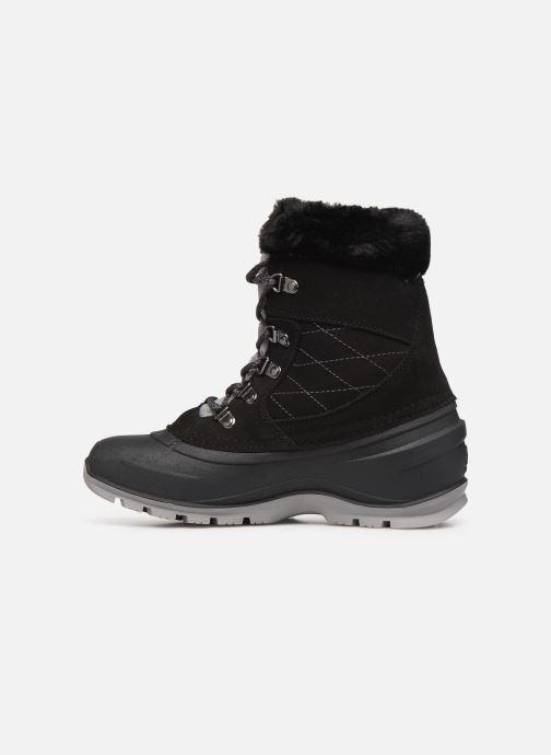 Chaussures de sport Kamik SNOVALLEY L C Noir vue face