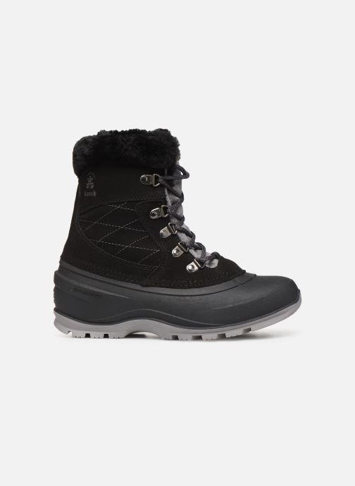 Chaussures de sport Kamik SNOVALLEY L C Noir vue derrière