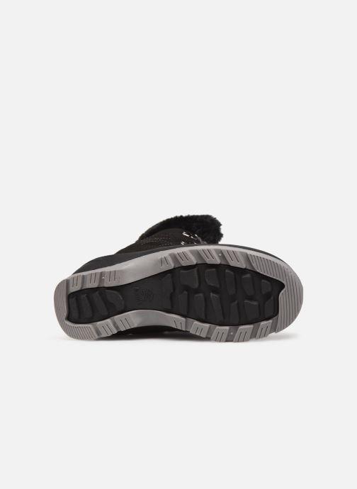 Chaussures de sport Kamik SNOVALLEY L C Noir vue haut