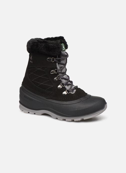 Chaussures de sport Kamik SNOVALLEY L C Noir vue détail/paire