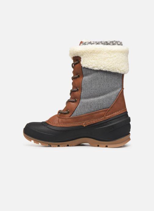 Chaussures de sport Kamik SNOWPEARL C Noir vue face