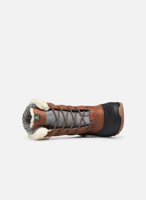 Chaussures de sport Kamik SNOWPEARL C Noir vue gauche