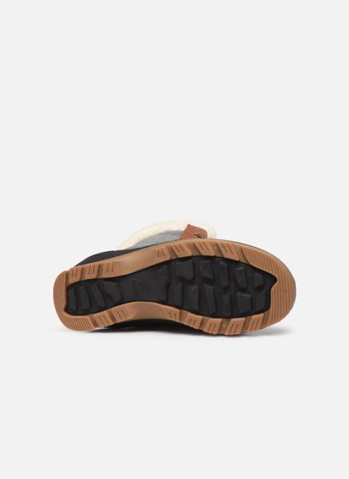Chaussures de sport Kamik SNOWPEARL C Noir vue haut