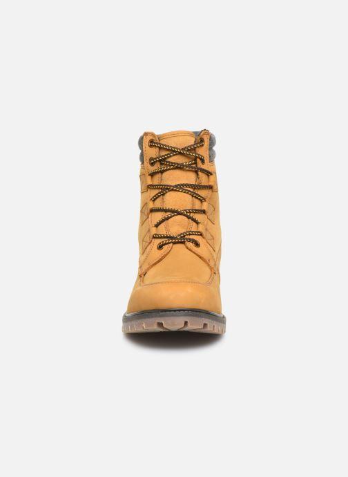 Chaussures de sport Kamik TAKODA M C Marron vue portées chaussures