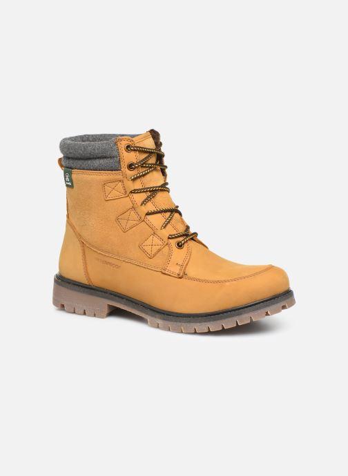 Chaussures de sport Kamik TAKODA M C Marron vue détail/paire
