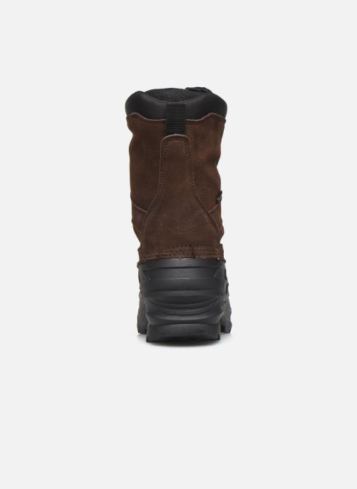 Chaussures de sport Kamik NATION PLUS C Marron vue droite