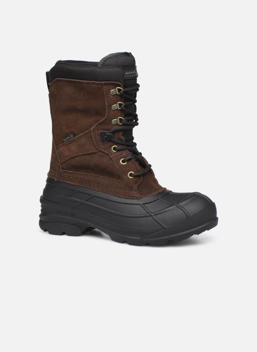 Chaussures de sport Kamik NATION PLUS C Marron vue détail/paire