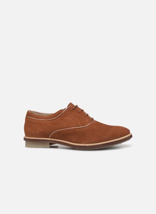 Chaussures à lacets Kickers Seville Marron vue derrière