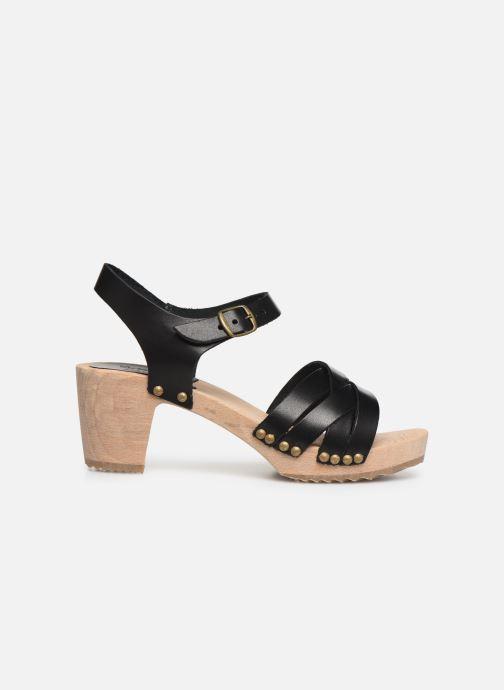 Sandali e scarpe aperte Kickers Satine Nero immagine posteriore