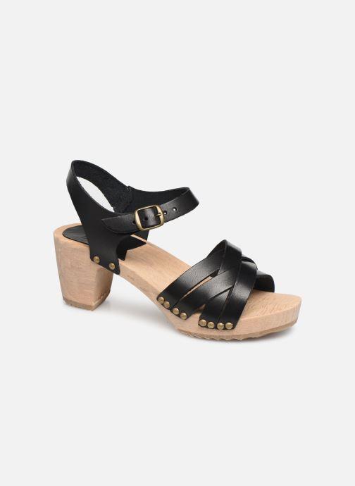 Sandali e scarpe aperte Kickers Satine Nero vedi dettaglio/paio