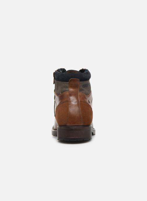 Bottines et boots Redskins Erable Marron vue droite