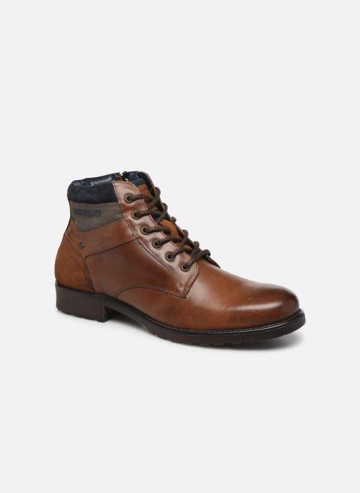 Bottines et boots Redskins Erable Marron vue détail/paire