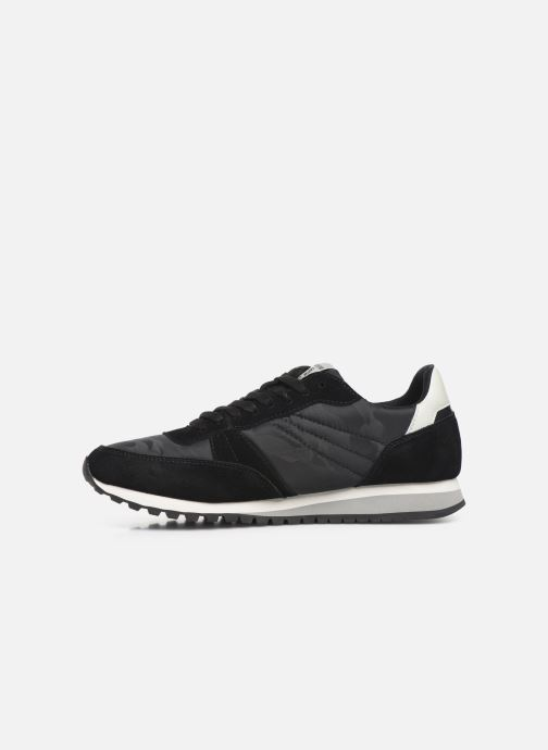 Sneakers Redskins Isope Nero immagine frontale
