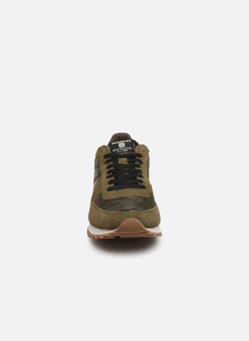 Baskets Redskins Isope Vert vue portées chaussures